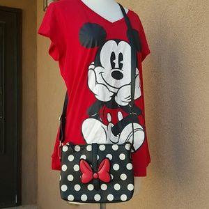 Disney Parks authentic and original cross body bag